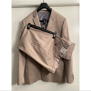 NWT Suit Jacket and pants set EXPRESS
